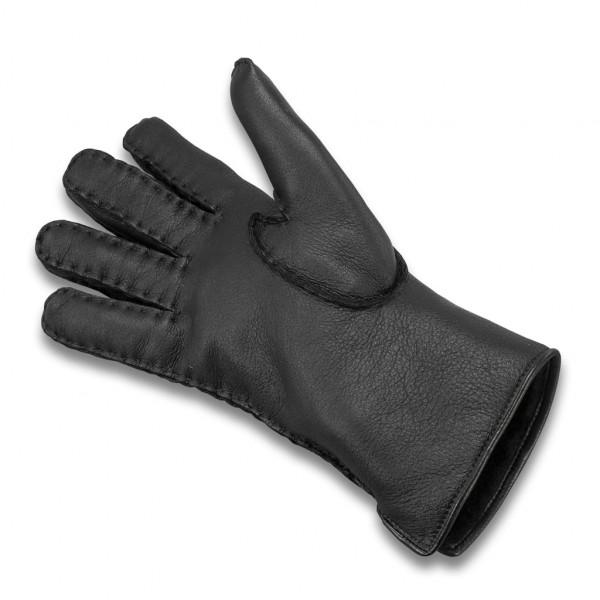 Dames lamsvel handschoenen